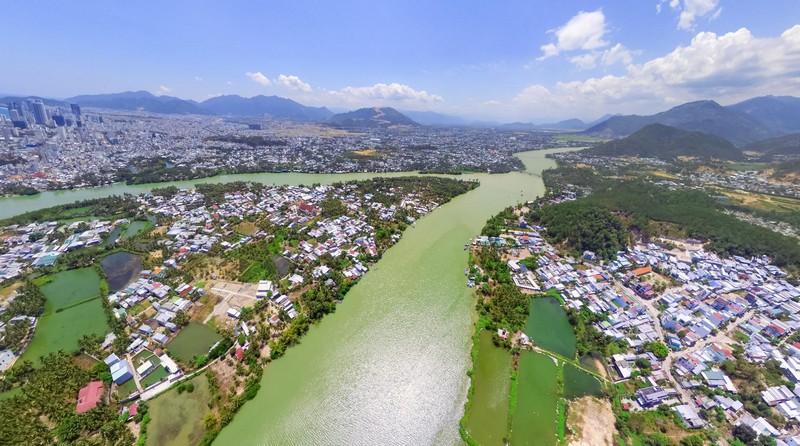 Dự án: Xây dựng đập ngăn mặn trên sông Cái Nha Trang