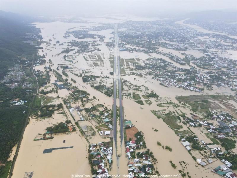 Dự án Hệ thống thoát nước mưa Khu vực Nam Hòn Khô (Giai đoạn 2) - Tuyến T1